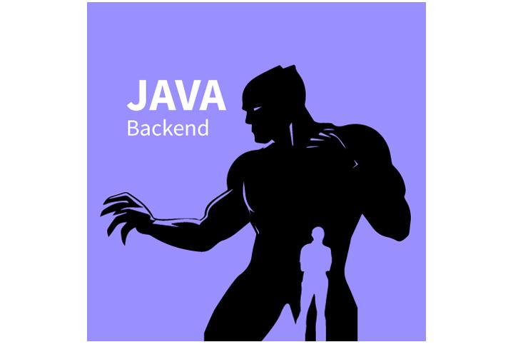 Java back